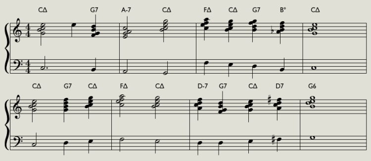 A Guide to Chord Substitution | Zeroes and Ones