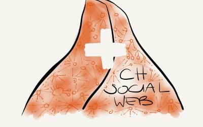 Soziale Netzwerke in der Schweiz – die Liste