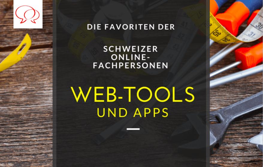 Die wichtigsten Web-Tools und Apps