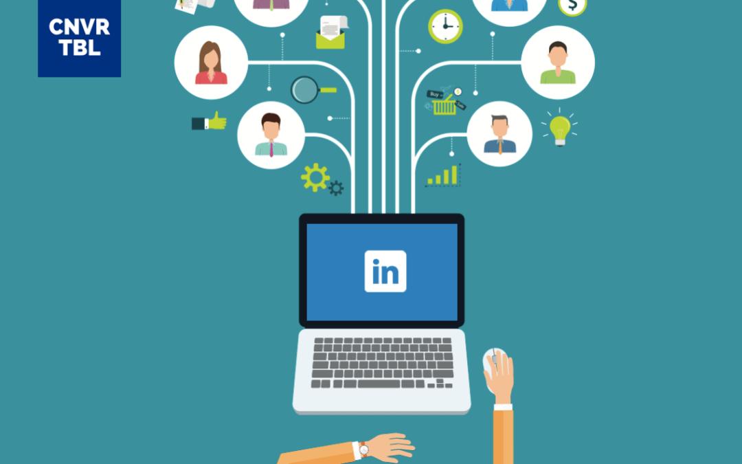 LinkedIn: Ein weisses Blatt für Schweizer KMU