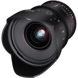 Rokinon 20mm T1.9 Cine DS Lens for Sony E Mount
