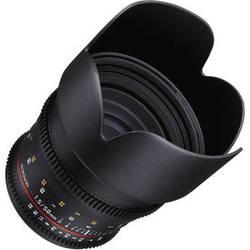 Rokinon 50mm T1.5 AS UMC Cine DS Lens for Sony E-Mount