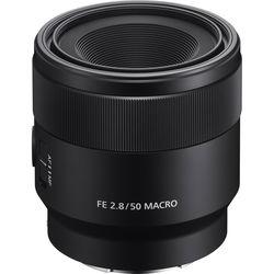 Sony FE 50mm f2.8 Macro Lens
