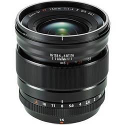 Fujinon 16mm f1.4 R WR