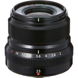 Fujinon 23mm f2 R Black