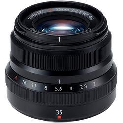 Fujinon 35mm f2 R WR Black