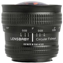 Lensbaby 5.8mm f3.5 Circular Fisheye Fujifilm X-Mount