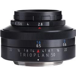 Mayer Optik Gorlitz Trioplan 50mm f2.9 Fujifilm X-Mount