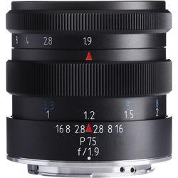 Mayer Optik Gorlitz 75mm f1.9 Fujifilm X-Mount