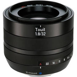 Zeiss Touit 32mm f1.8