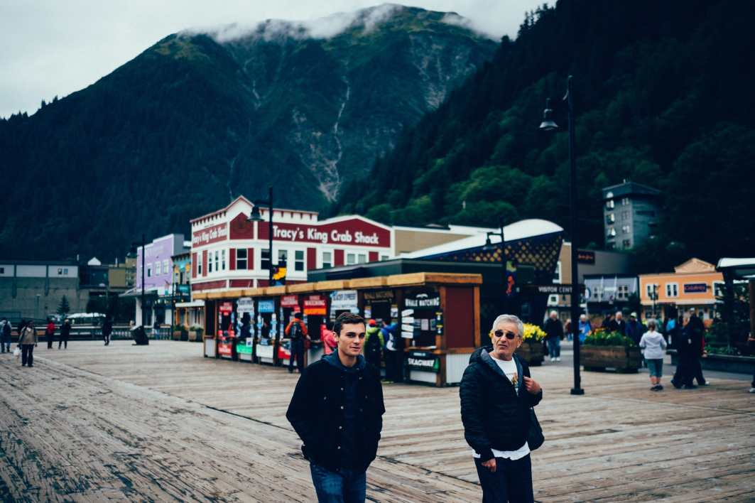 Streets Of Juneau