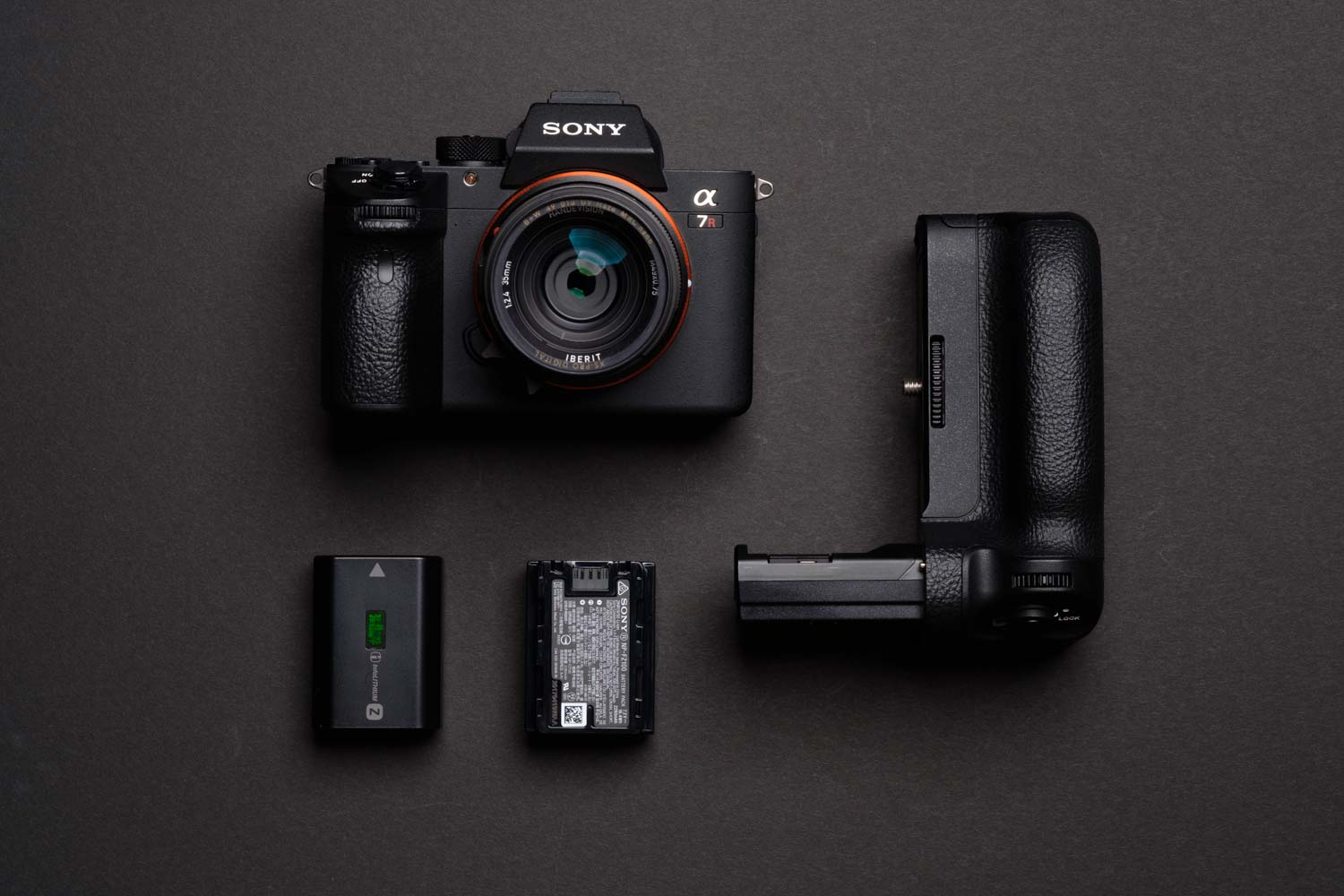 Sony A7III vertical Grip