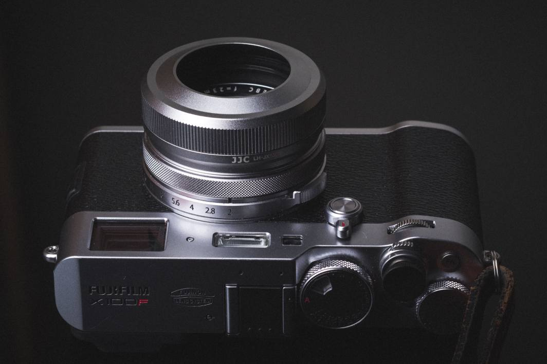 Best Lens Hood and adapter ring for the X100F