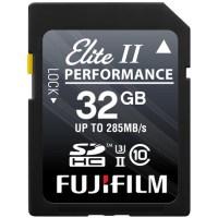 Fujifilm Elite II UHS-II SD Memory Card