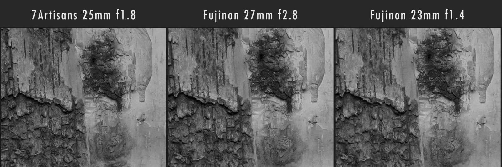 7Artisans 25mm f1.8 Microcontrast