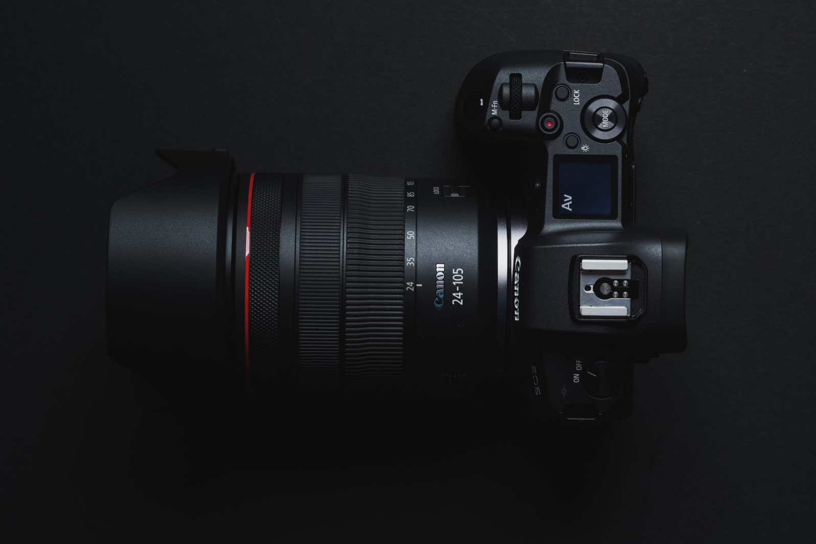 Best Memory Card Canon EOS R