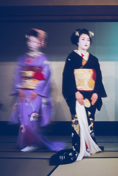 The Ghosts Of The Geisha