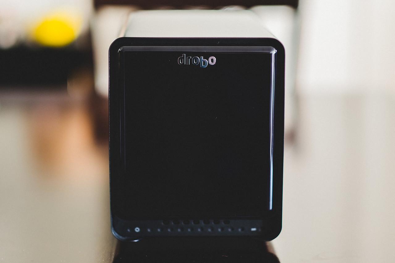 Drobo 5D Review For Photographers