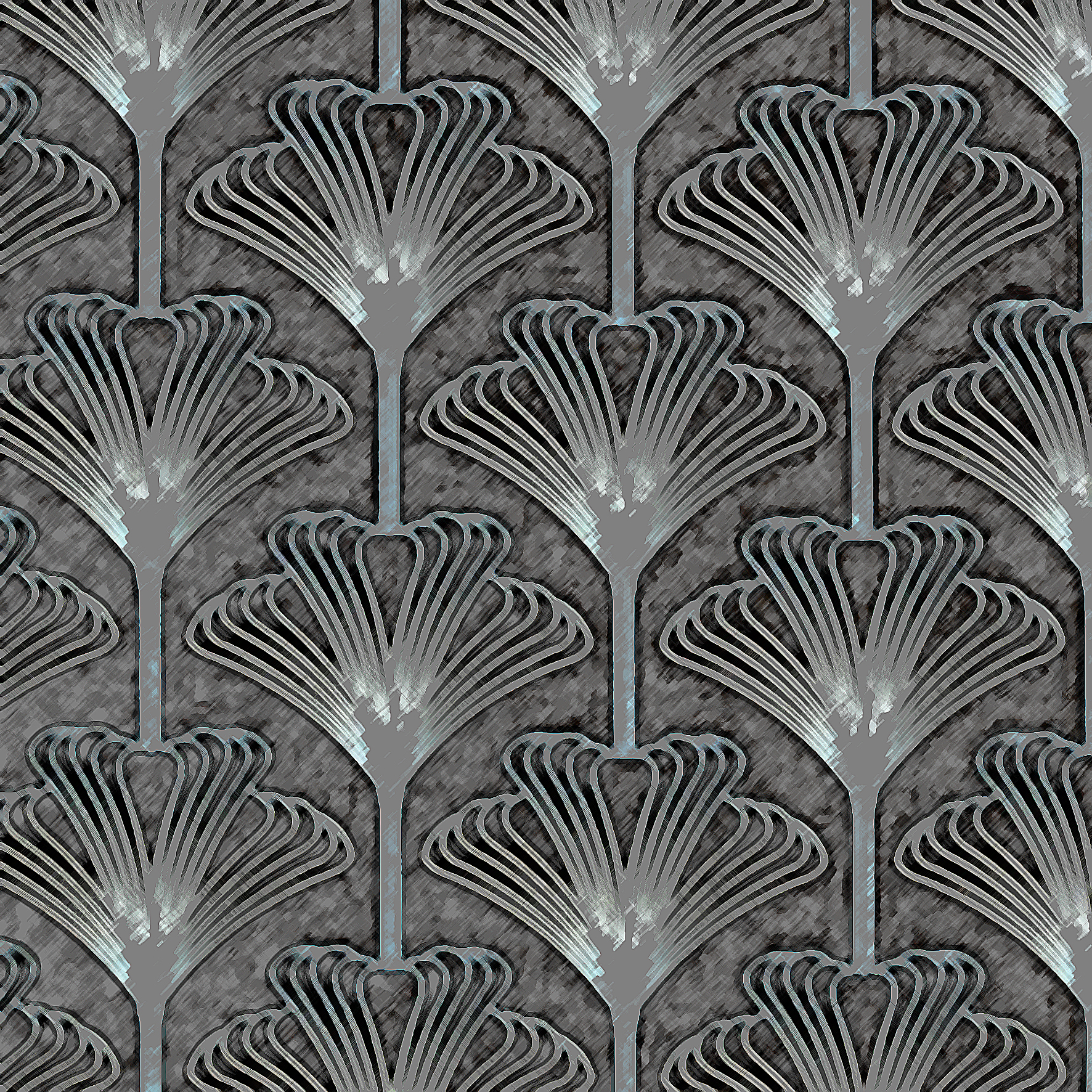 Art Deco Manipulated Fabrics Aliki Kouzelis