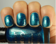 Teal Of Fortune- 2 Coats