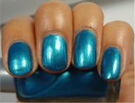 Bijou Blue- 2 coats