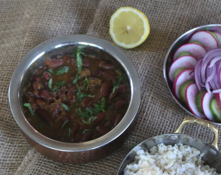 Instant Pot Rajma (Kidney Beans)
