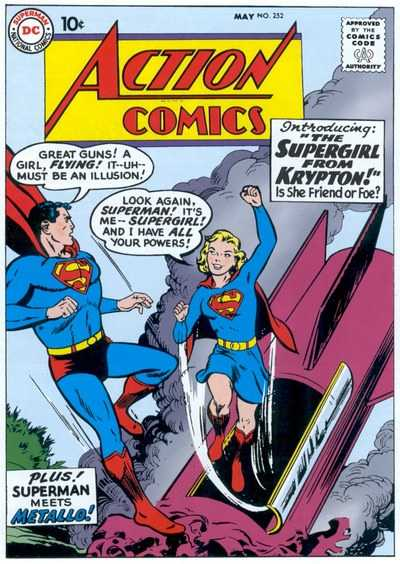 action-comics 252 Curt Swan