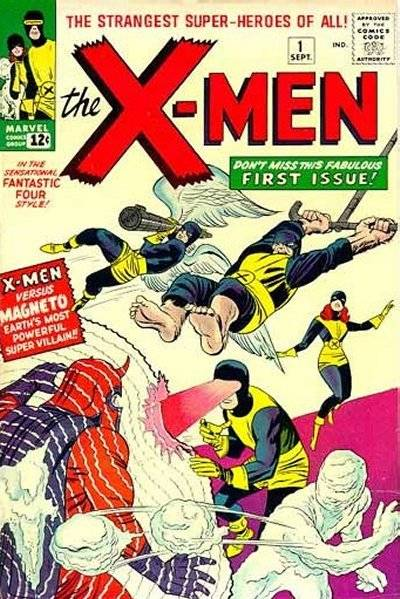 The X-Men 1 Jack Kirby