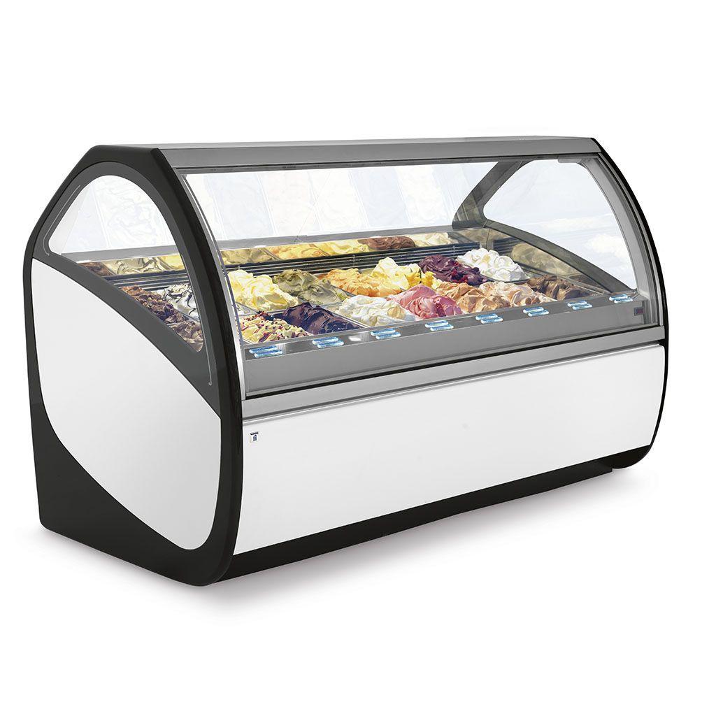 Vitrina Ifi Aktiva heladería