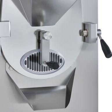 Tapa mantecadora cilindro horizontal