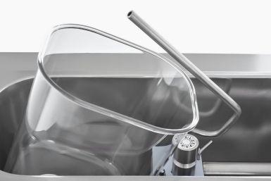 Cubeta Extraible montadora de nata