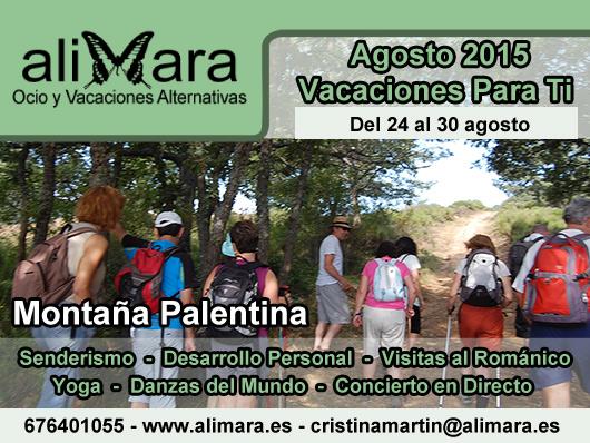 Vacaciones Alternativas Verano 2015