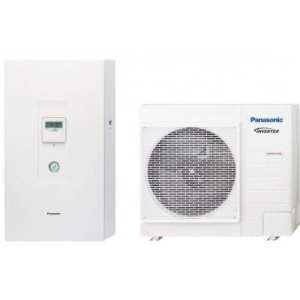 Термопомпа Panasonic Aquarea HIGH PERFORMANCE KIT-WC09H3E5 (9 kW)-0