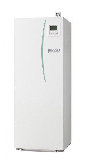 Термопомпа Mitsubishi Electric Ecodan,модел: EHST20C-VM2C/PUHZ-SW120V/YHA Power inverter с вграден водосъдържател само за отопление(16 kW - 400V)-0
