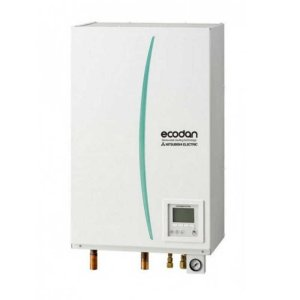 Термопомпа Mitsubishi Electric Ecodan,модел:ERSE-MEC/PUHZ-SHW230YKA Zubadan (23 kW - 400V)-0
