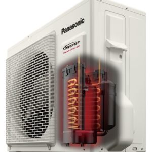 Инверторен климатик PANASONIC, модел:KIT-VZ9SKE-6420