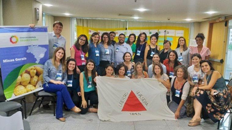 Minas Gerais ganha núcleo da Aliança pela Alimentação Saudável