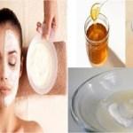 Aplicación de esta mascarilla de bicarbonato de sodio y miel en su cara y ver qué pasará después de 15 minutos – Los resultados le dejaran sin aliento!