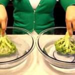 Esta es la forma de como eliminar los pesticidas y químicos de nuestras frutas y verduras – Evita el Cáncer