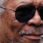Morgan Freeman defiende su consumo de cannabis con una respuesta épica!