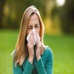 8 cosas comunes que pueden desencadenar alergias