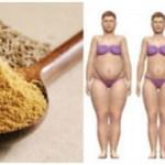 Este es el asesino de la grasa, solo basta 1 cucharada de esta semilla para perder 20 libras en 1 mes.