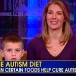 Niño ya no es autista debido a una dieta libre de lácteos y sin gluten