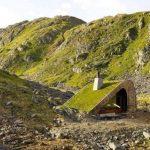 ¿Te gustaría tener una casa que se confunda con la Naturaleza? Mira esto!