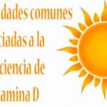 Cinco enfermedades comunes asociadas a la deficiencia de vitamina D