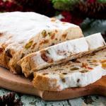 Cómo hacer un Stollen navideño: pan alemán de frutos secos