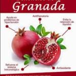 Conozca 7 grandes beneficios del jugo de granada para su salud.