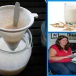 Agua de Avena para Desintoxicar y Quemar grasa abdominal