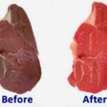 El tratamiento de carne tóxica aprobado por la FDA que debes conocer antes de seleccionar la carne del supermercado