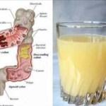 Jugo de 3 ingredientes limpiador de colon: cómo la manzana, jengibre y limón puede liberar libras de toxinas de tu cuerpo
